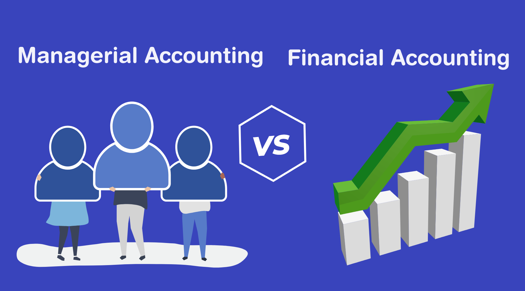 Managerial vs Financial Accounting-Similarities & Differences