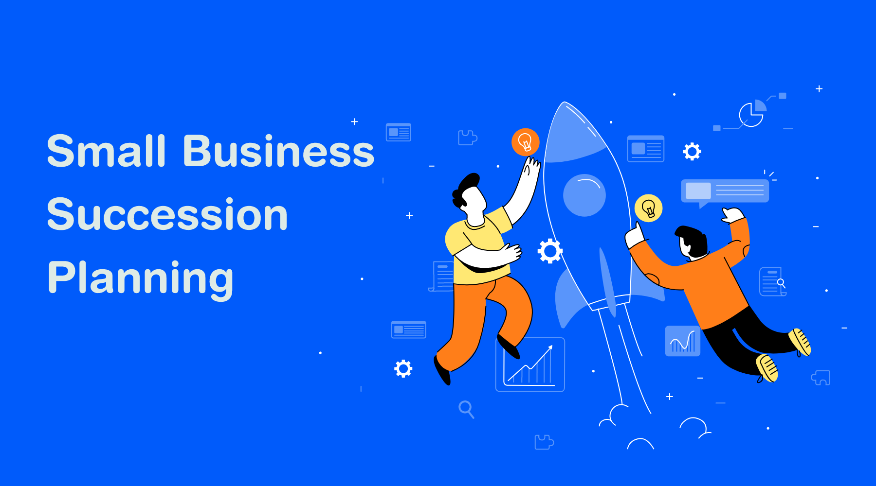 Small Business Succession Planning guide
