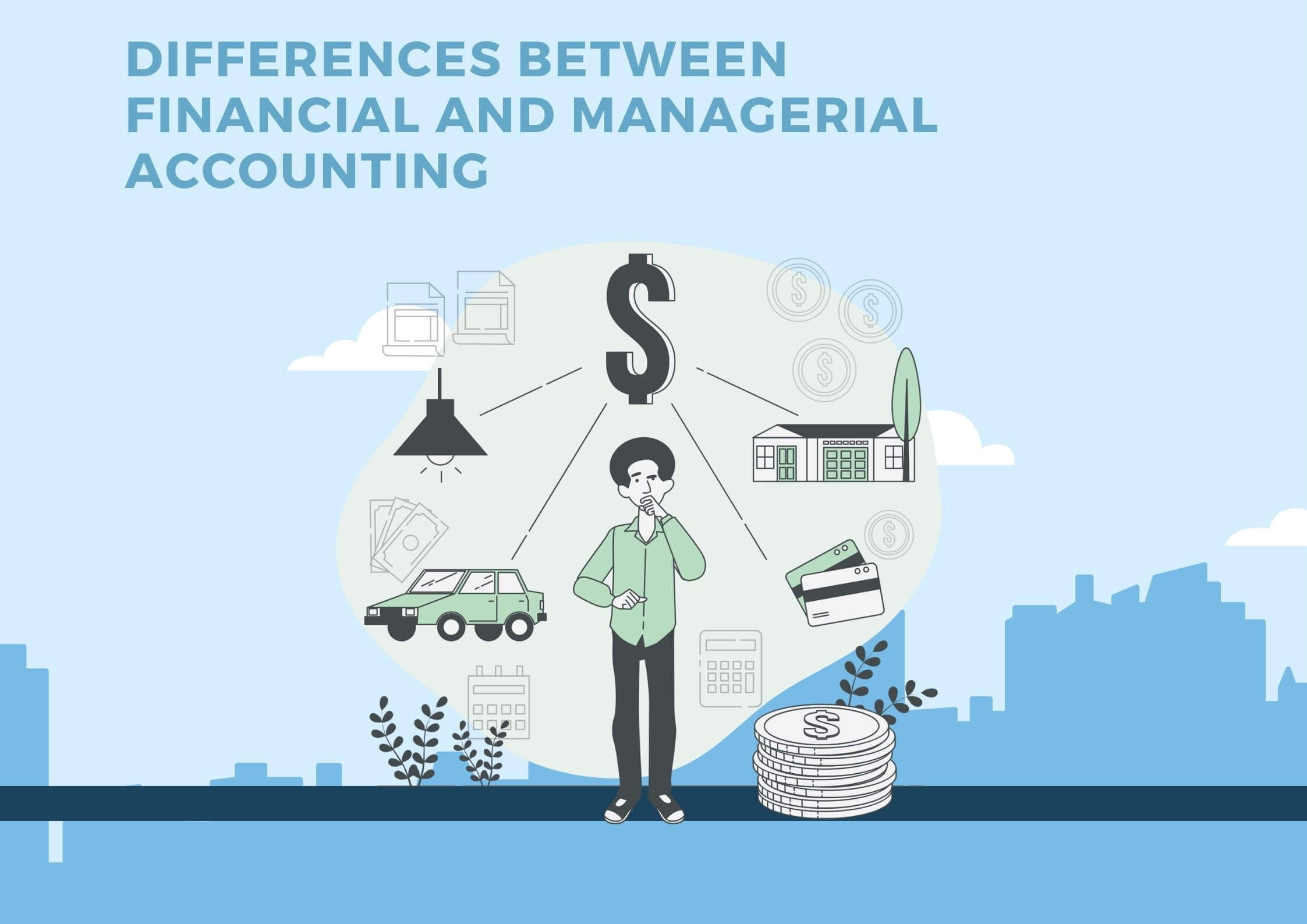 Managerial vs Financial Accounting: Differences between them